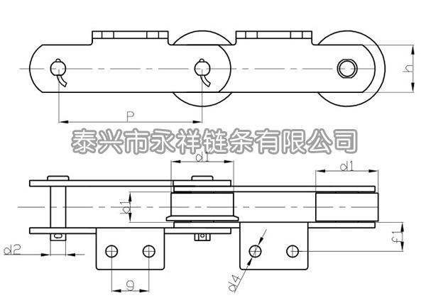 贵州SFL型带附板输送米乐体育官方网站